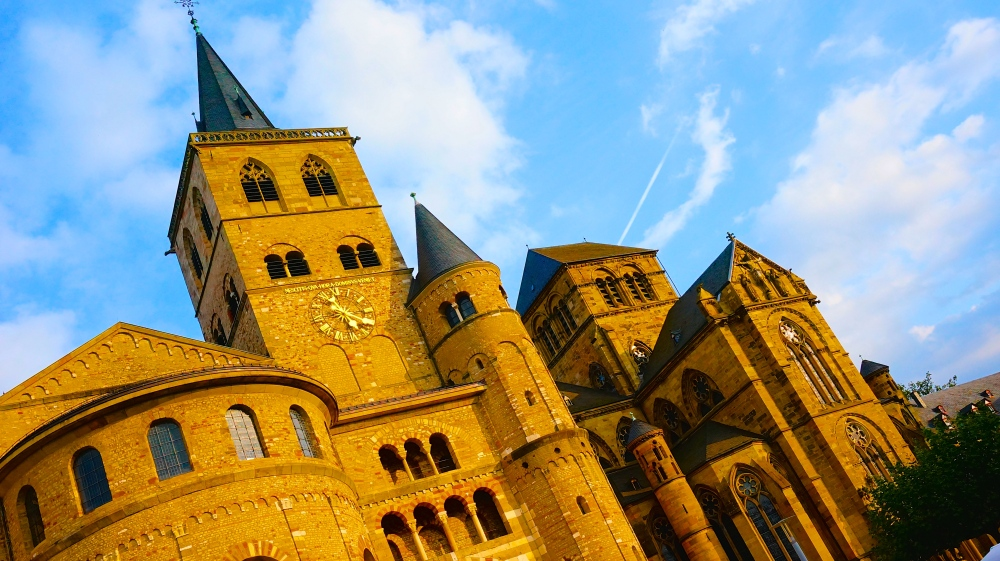 The Trier Cathedral