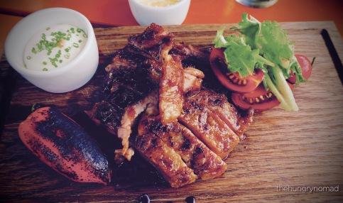 pork iberico. so tender meat and so tasty